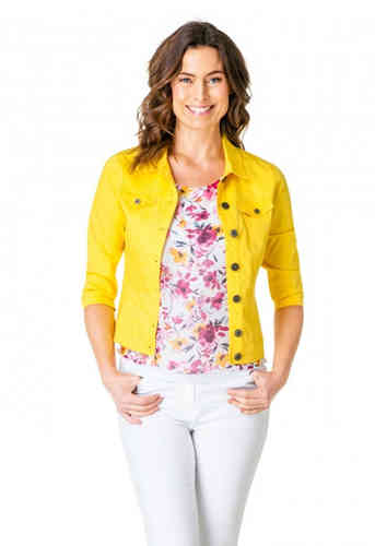 Yest-Jacket Irissy-22034-NOS-Corn