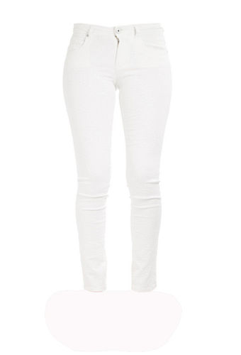 Tramontana-broek-D02-78-101-Trouser Structure Animal-White