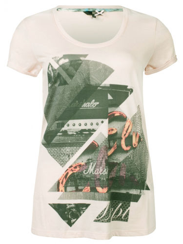 Dept-T-shirt-31101016-Short Sleeves-Ivory