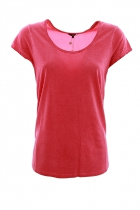 Dept-T-Shirt-31101015-T-shirt short sleeves-Pink