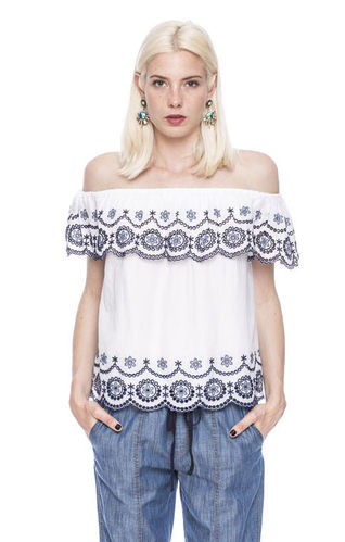 Md'M-Blouse-S28-46245614-Optic White