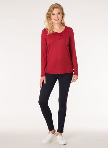 Yest-T-Shirt-W28-29767-Scarlet Red