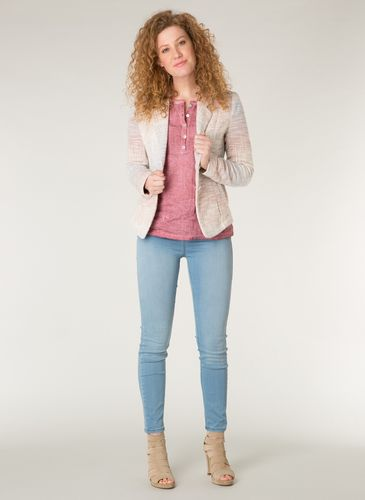 Yest-Blazer-S29-30813-Misty Rose