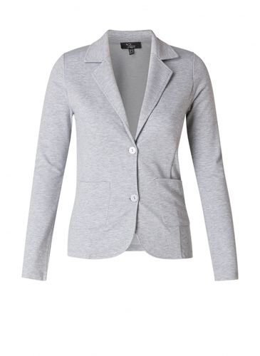 By Beau-Blazer-S29-30913-Grey Melange
