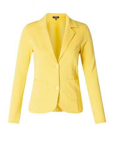 By Beau-Blazer-S29-30913-Yellow