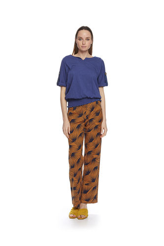 Md'M-Trouser-S30-87325099-Rust Palm