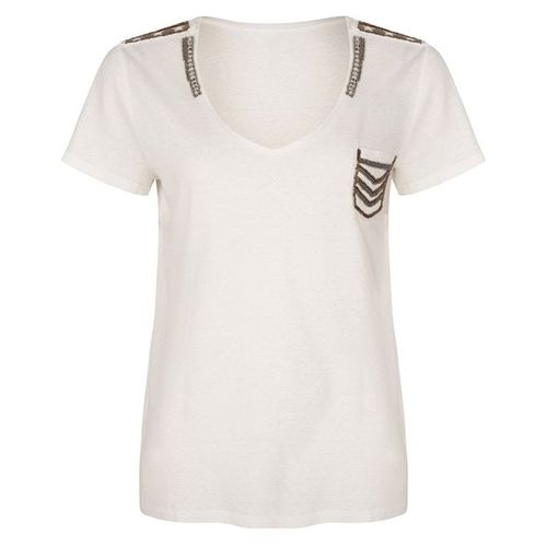 Esqualo-T-shirt-S31-SP21.30000-Off White