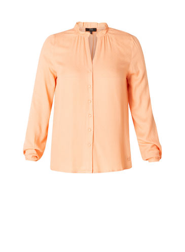 Yest-Blouse-S31-000840-Pastel Coral